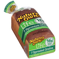 Nature's Own® Life 7 Sprouted Grains Bread 20 oz. Bag