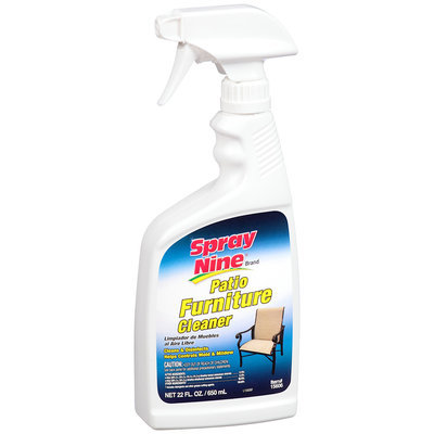 Spray Nine® Brand Patio Furniture Cleaner 22 fl. oz.