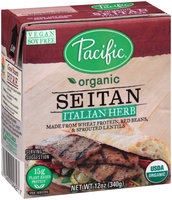 Pacific Organic Seitan - Italian Herb
