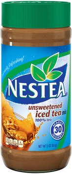 Nestea® Unsweetened Iced Tea Mix 3 oz. Jar