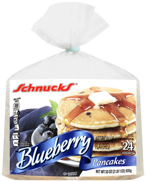 Schnucks® Blueberry Pancakes 24 ct