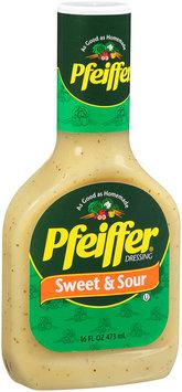 Pfeiffer® Sweet & Sour Dressing 16 fl. oz.