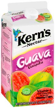 Kern's® Guava Nectar 59 fl. oz. Carton