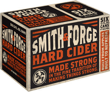 Smith & Forge® Hard Cider 6-12 fl.oz. Cans