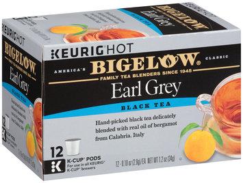 Keurig Hot® Bigelow® Earl Grey Black Tea 12-0.10 oz. Box
