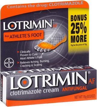 Lotrimin® AF for Athlete's Foot Antifungal Clotrimazole Cream 0.53 oz. Box