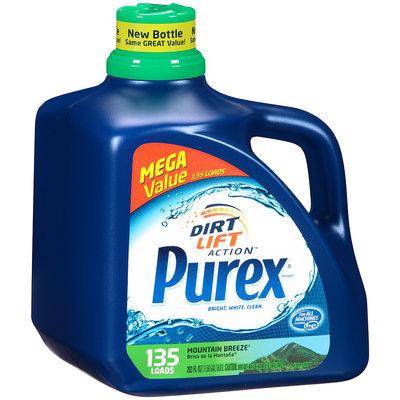 Purex® Dirt Lift Action™ Mountain Breeze Laundry Detergent 203 fl. oz. Plastic Jug