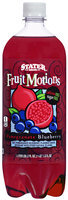 Stater Bros.® Fruit Motions™ Flavored Water Pomegranate Blueberry 33.8 fl. oz.
