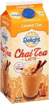 International Delight™ Caramel Chai Tea Latte 0.5 gal. Carton