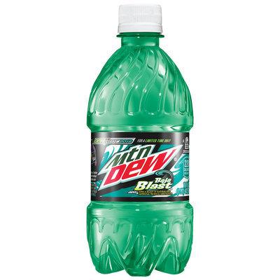 Mountain Dew® Baja Blast® Soda 16 fl. oz. Plastic Bottle