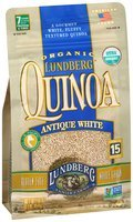 Lundberg® Family Farms Antique White Organic Quinoa 16 oz. Bag