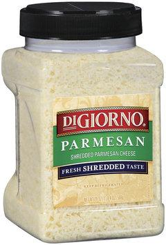 DiGiorno Parmesan Shredded Cheese 20 Oz Plastic Jar
