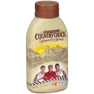 Country Crock Whipped Easy Squeeze 55% Vegetable Oil