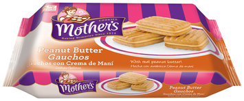 Mother's™ Peanut Butter Gauchos® Cookies 14.8 oz. Tray