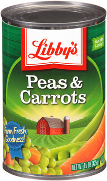 Libby's® Peas & Carrots 15 oz. Can