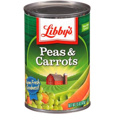 Libby's® Peas & Carrots 15 oz. Can
