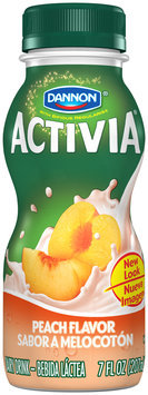 Activia Drinks 7 Fl Oz Ss Peach
