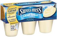 Swiss Miss Creamy Vanilla Pudding
