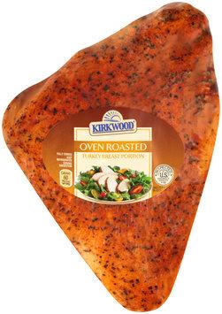 Kirkwood® Oven Roasted Turkey Breast Portion 1.59 lbs. Pack