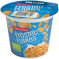 Malt-O-Meal® Cereal Snackers® Frosted Flakes Cereal 2 oz. Cup