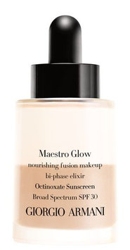 Giorgio Armani Beauty Maestro Glow Nourishing Fusion Makeup