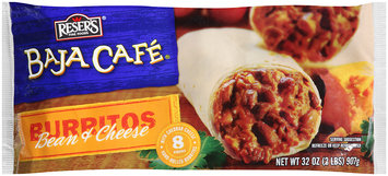 Reser's Fine Foods® Baja Cafe® Bean & Cheese Burritos 32 oz. Bag