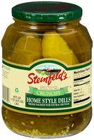 Steinfeld's® Crunchy Home Style Dills 46 fl. oz.