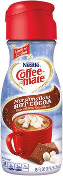 Coffee-mate® Marshmallow Hot Cocoa Liquid Coffee Creamer