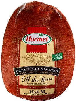 Hormel® Off the Bone Double Smoked Hardwood Smoked Ham