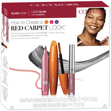 COVERGIRL Red Carpet Kit Glam Look Box