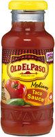 Old El Paso® Medium Taco Sauce 8 oz. Jar