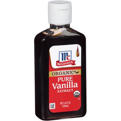 McCormick® Organic Pure Vanilla Extract