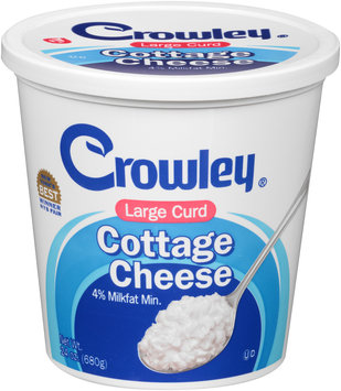 Crowley® Large Curd Cottage Cheese 24 oz. Tub