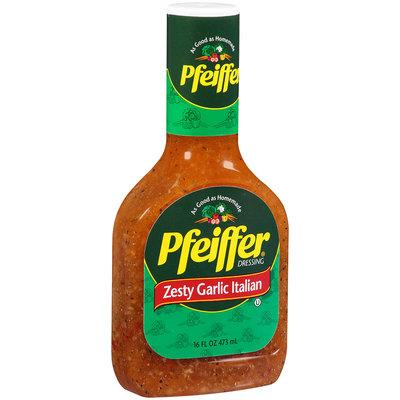 Pfeiffer® Zesty Garlic Italian Dressing 16 fl. oz.