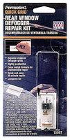 Permatex® Quick Grid™ 15067 Rear Window Defogger Carded Repair Kit .05 Fl Oz Bottle
