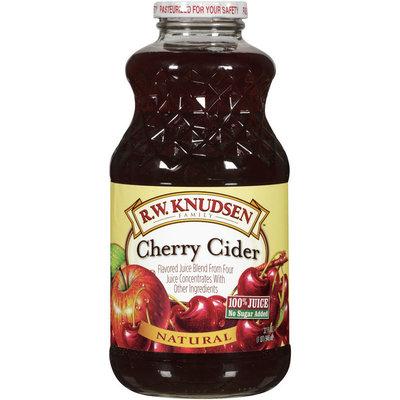 R.W. Knudsen™ Natural Cherry Cider 32 oz Bottle