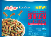 Birds Eye® Steamfresh® Flavor Full Sriracha Green Beans 10 oz. Bag