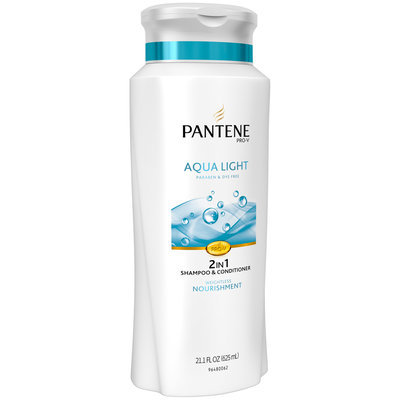 Pantene Pro-V Aqualight 2 in 1 Shampoo + Conditioner