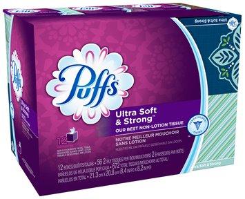 Puffs® Facial Tissues