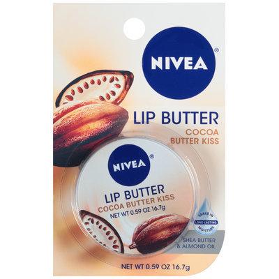 NIVEA Cocoa Butter Kiss Lip Butter