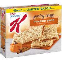 Kellogg's® Special K® Pumpkin Spice Pastry Crisps 5-0.88 oz. Pouches