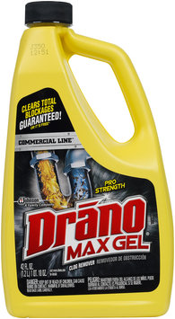 Drano® Commercial Line™ Max Gel Clog Remover
