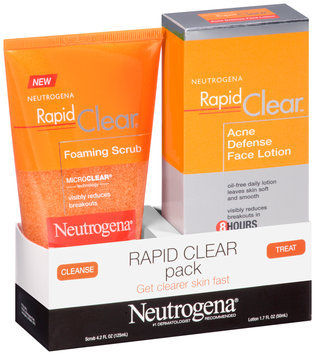Neutrogena® Rapid Clear Variety Pack