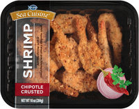 Sea Cuisine® Chipotle Crusted Shrimp 10 oz. Tray