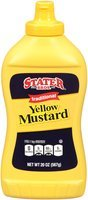 Stater Bros.® Traditional Yellow Mustard 20 oz. Squeeze Bottle