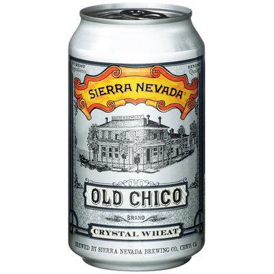 Sierra Nevada Old Chico Brand Crystal Wheat Beer