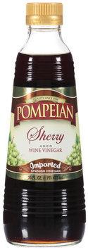 Sherry Aged Wine Vinegar 16 Oz glass Bottle