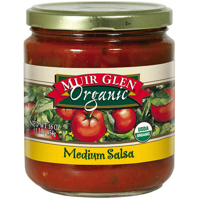 Muir Glen® Organic Medium Salsa 16 oz. Jar