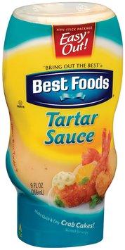 Best Foods  Tartar Sauce 9 Oz Squeeze Bottle