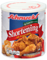 Schnucks® All-Vegetable Shortening 48 oz. Canister